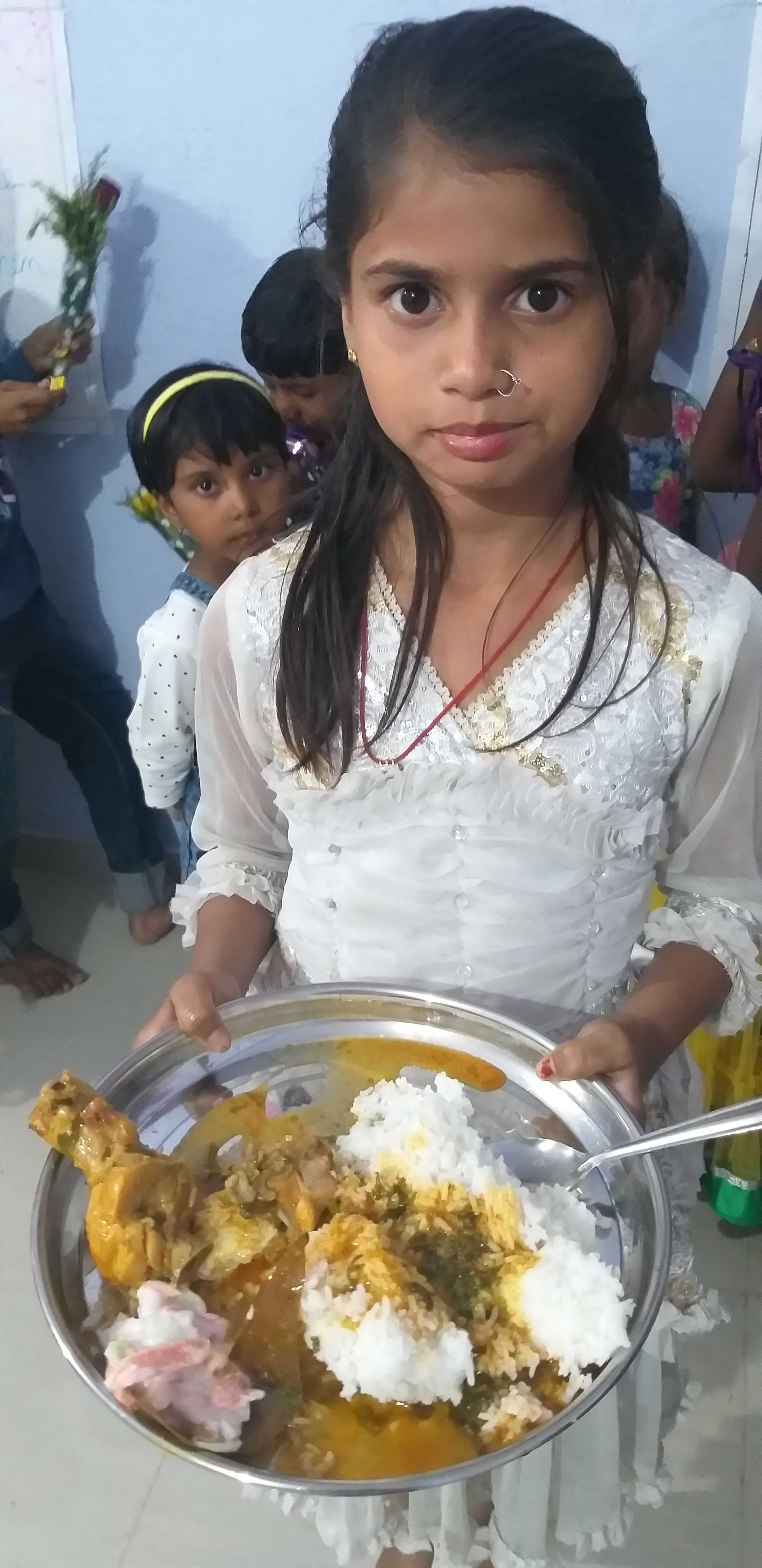 India<strong>Feeding</strong><a>Learn More →</a>