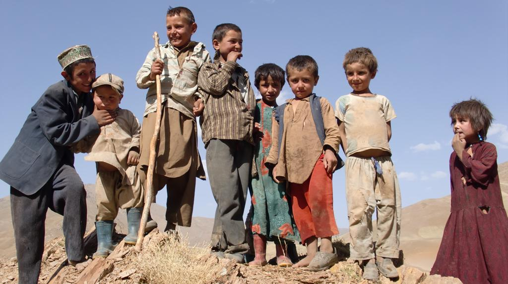 Afghanistan<strong>Feeding</strong><a>Learn More →</a>