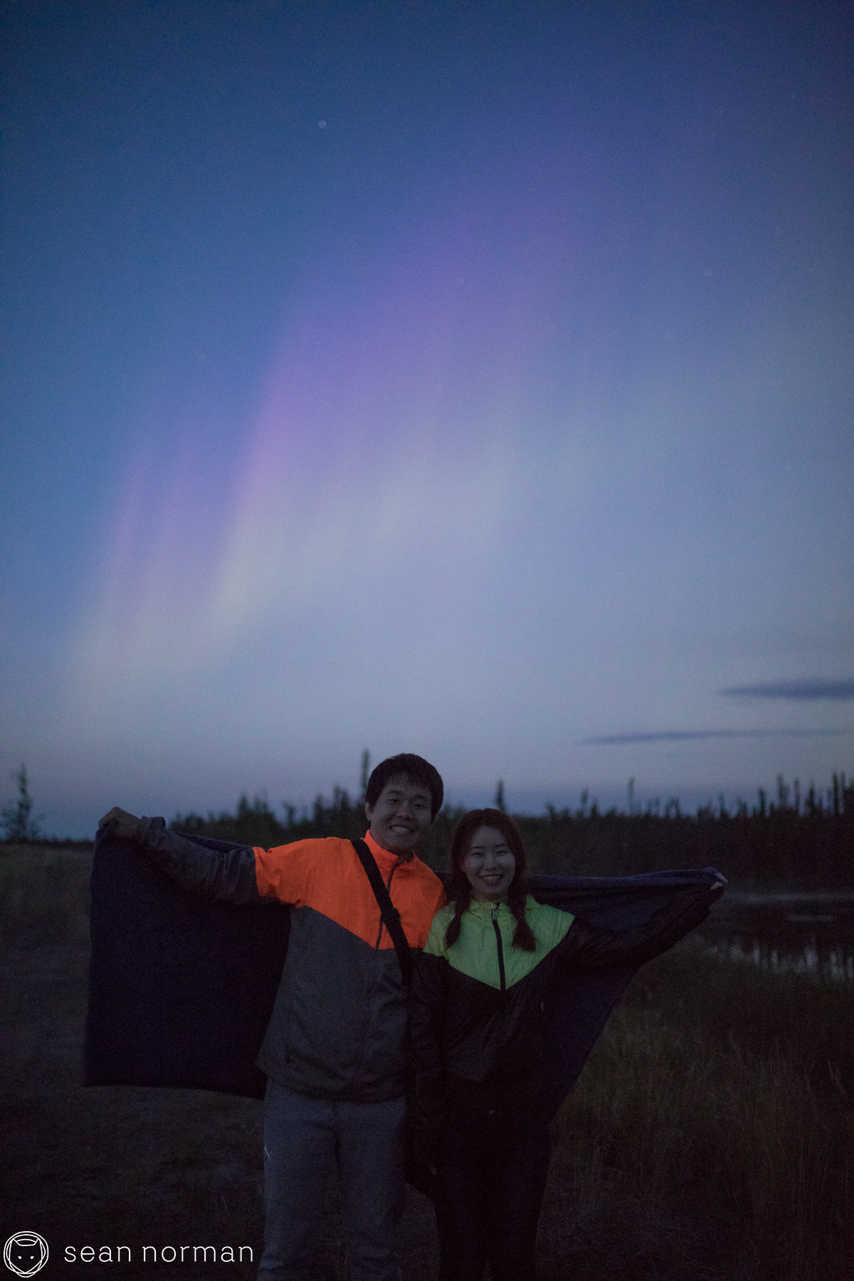 Sean Norman - August Aurora in Yellowknife - 2.jpg