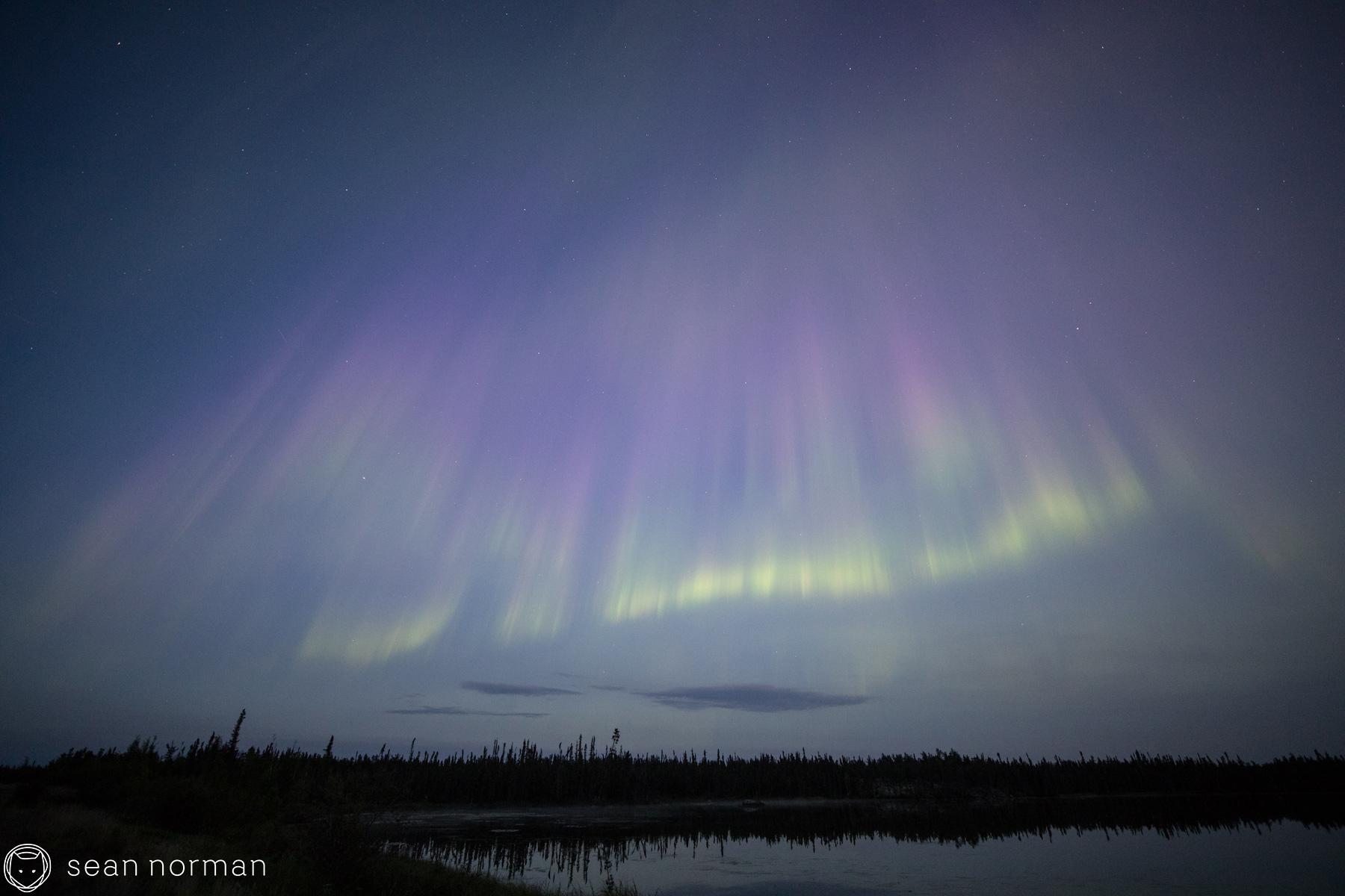 Sean Norman - August Aurora in Yellowknife - 3.jpg