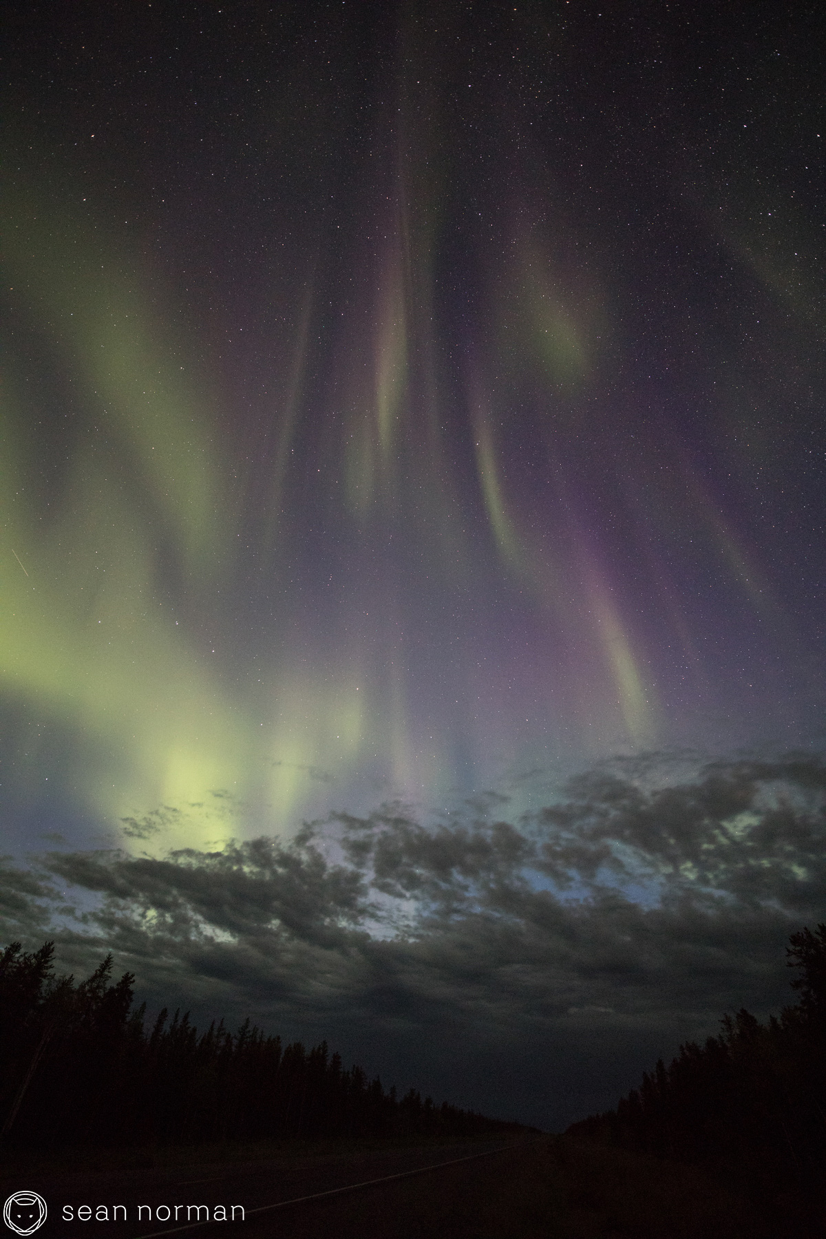 Yellowknife Aurora Tour - Sean Norman - Autumn Aurora - 1.jpg