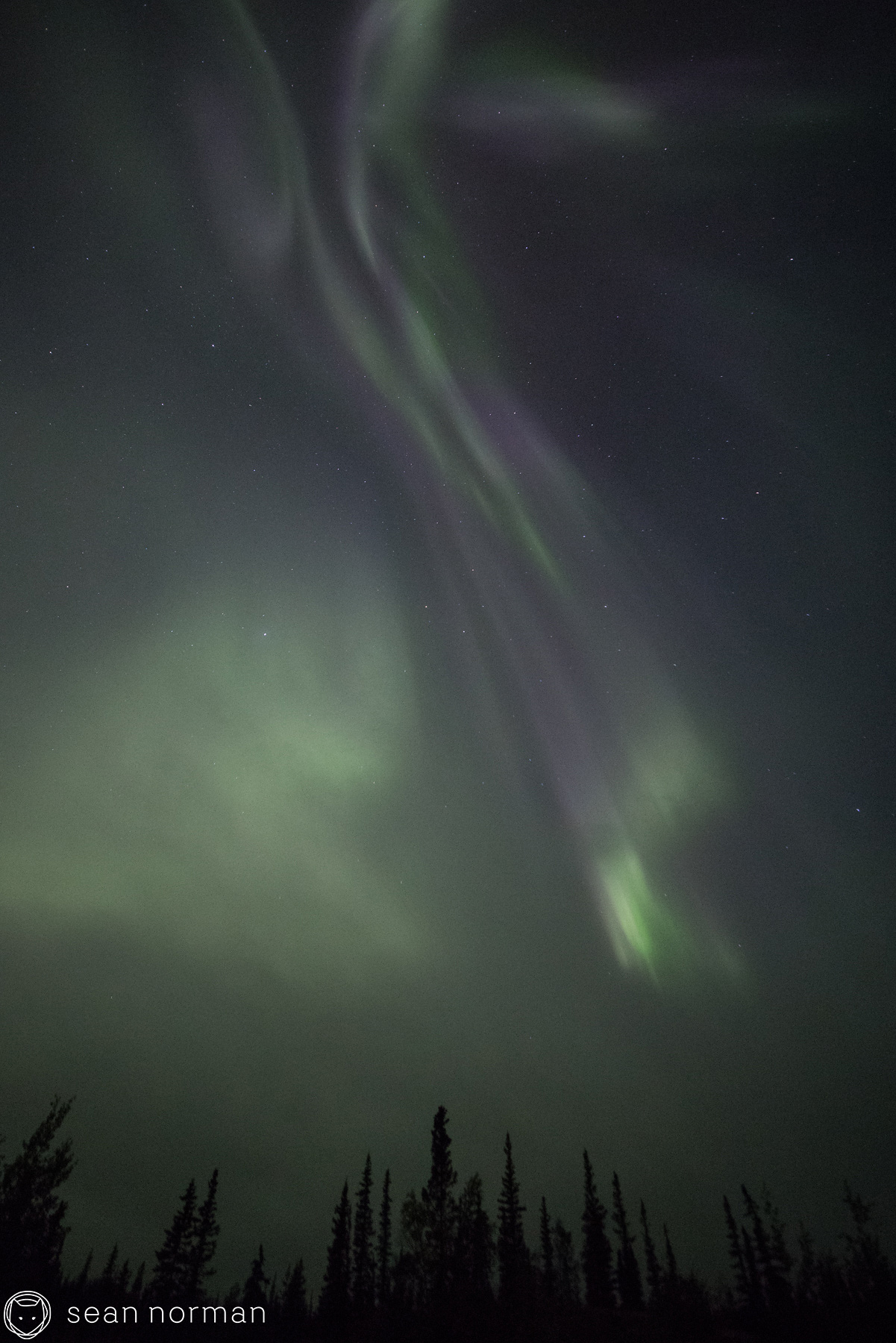 Yellowknife Autumn Aurora - Photographer and Guide Sean Norman - 5.jpg