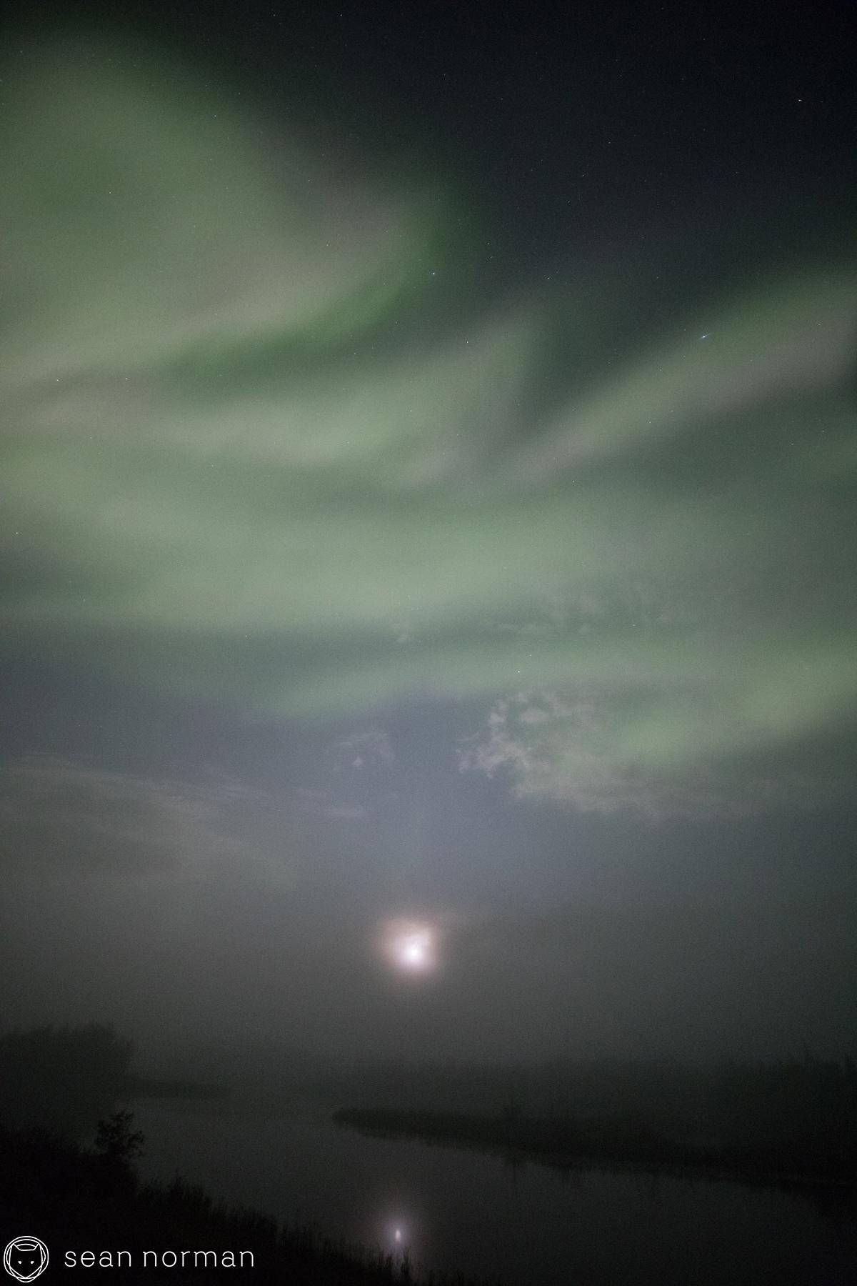 Yellowknife Aurora Viewing - Foggy Night - 2.jpg