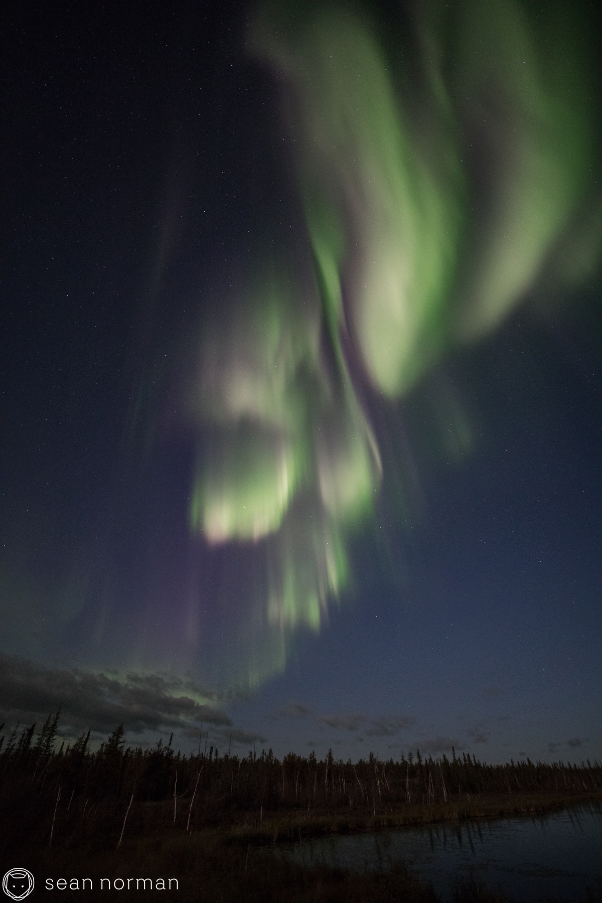 September Aurora Yellowknife - Sean Norman Blog - 8.jpg