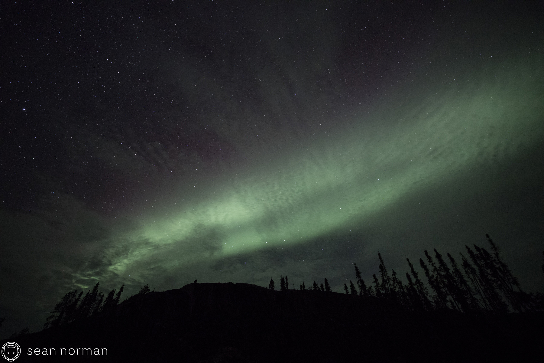 Yellowknife Aurora Borealis - Sean Norman Blog - 5.jpg