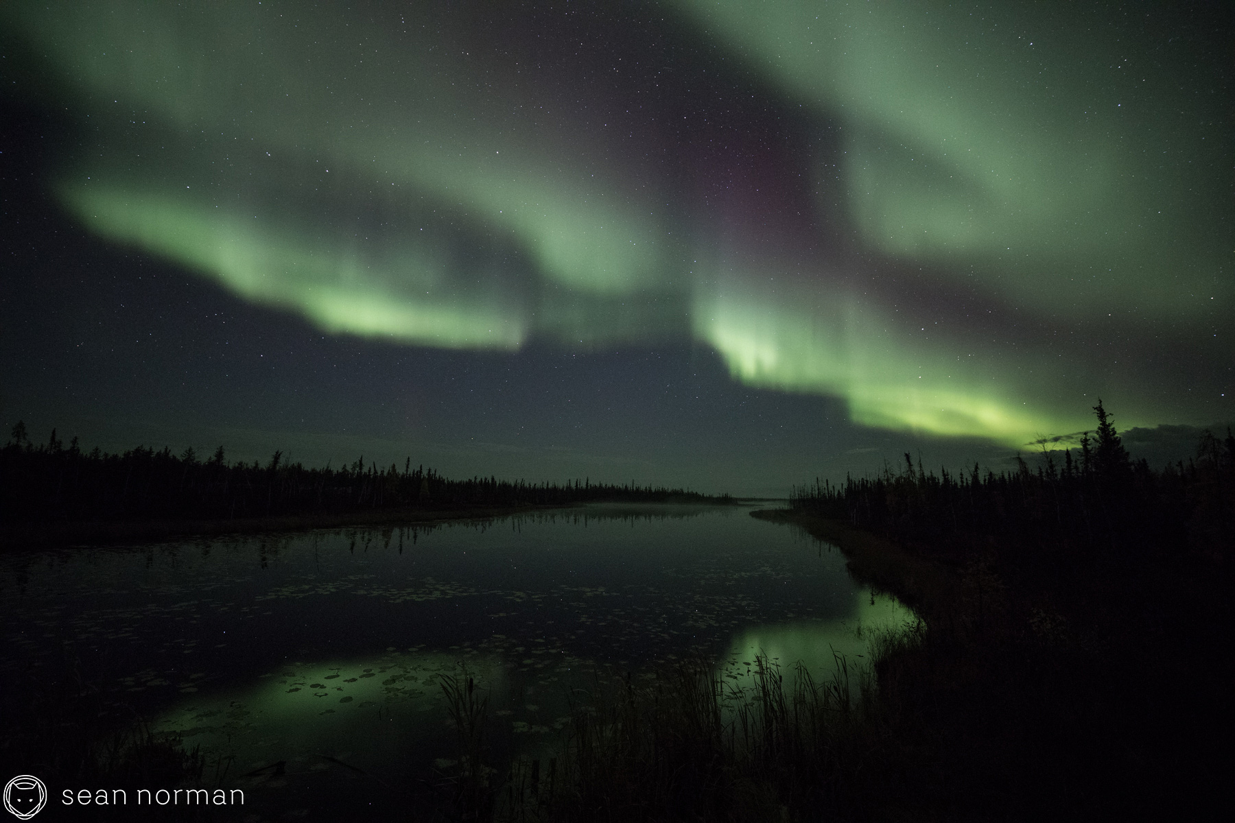 Yellowknife Northern Lights Tour - Sean Norman Blog - 6.jpg