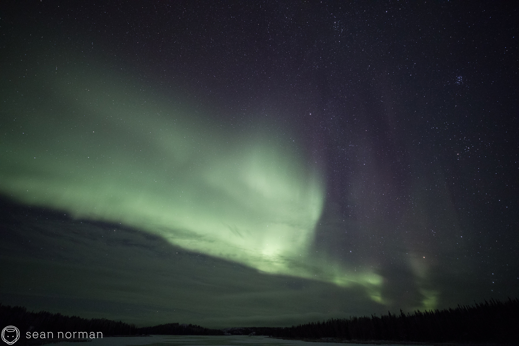 Yellowknife Aurora Tour Guide - Sean Norman in October - 2.jpg