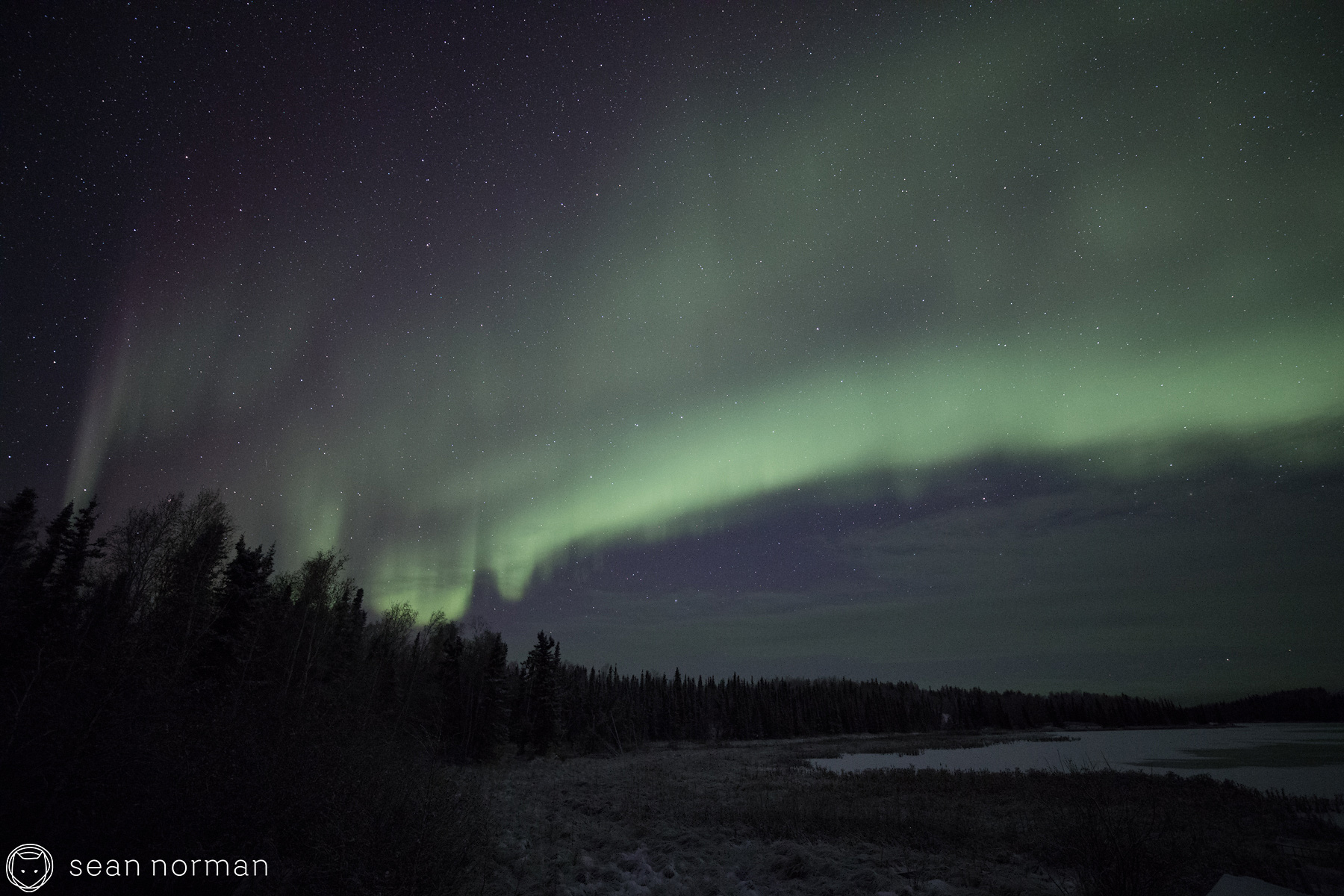 Yellowknife Aurora Tour Guide - Sean Norman in October - 3.jpg