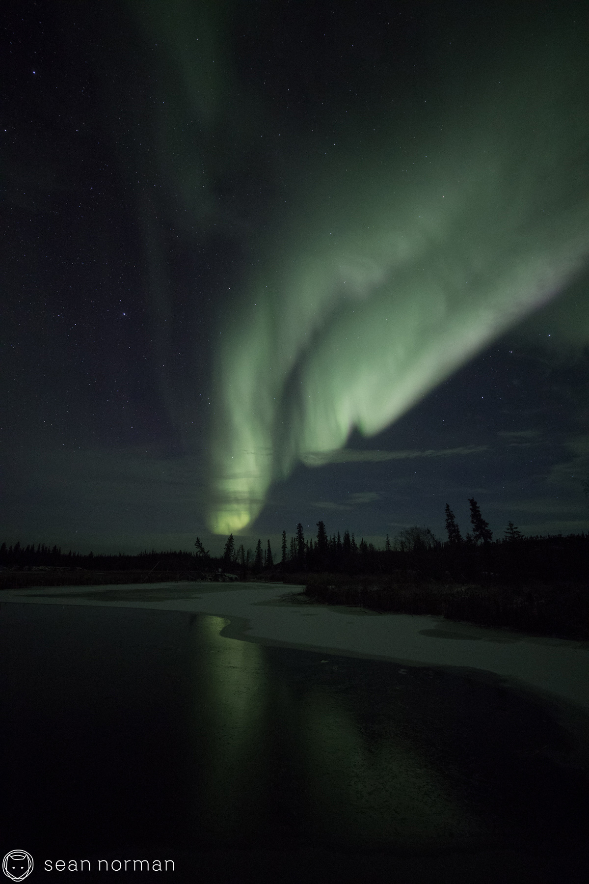 Yellowknife Aurora October - Northern Lights Canada - 4.jpg