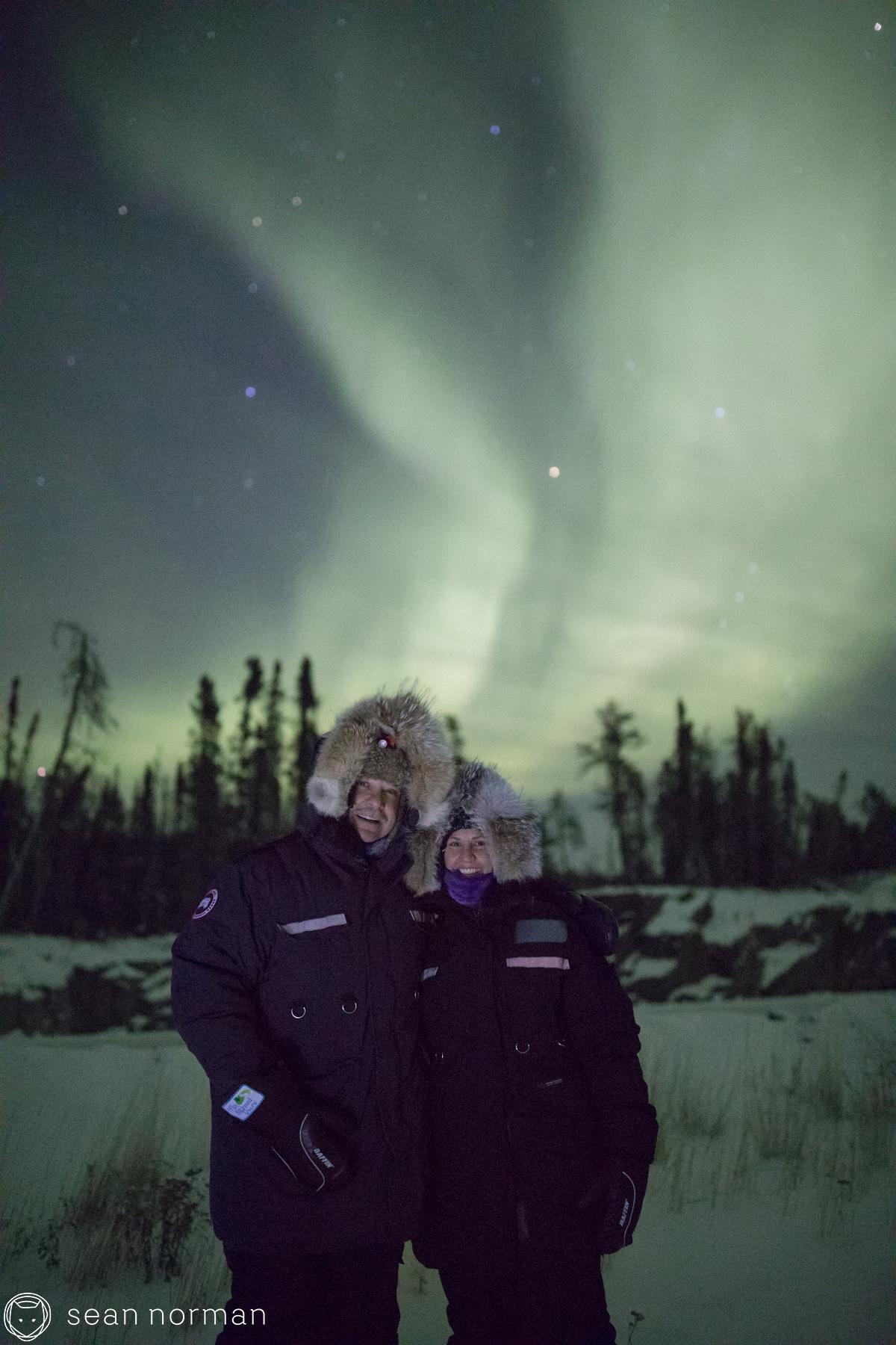 Yellowknife Northern Lights Photo Blog - November - Sean Norman Aurora Chaser - 1.jpg