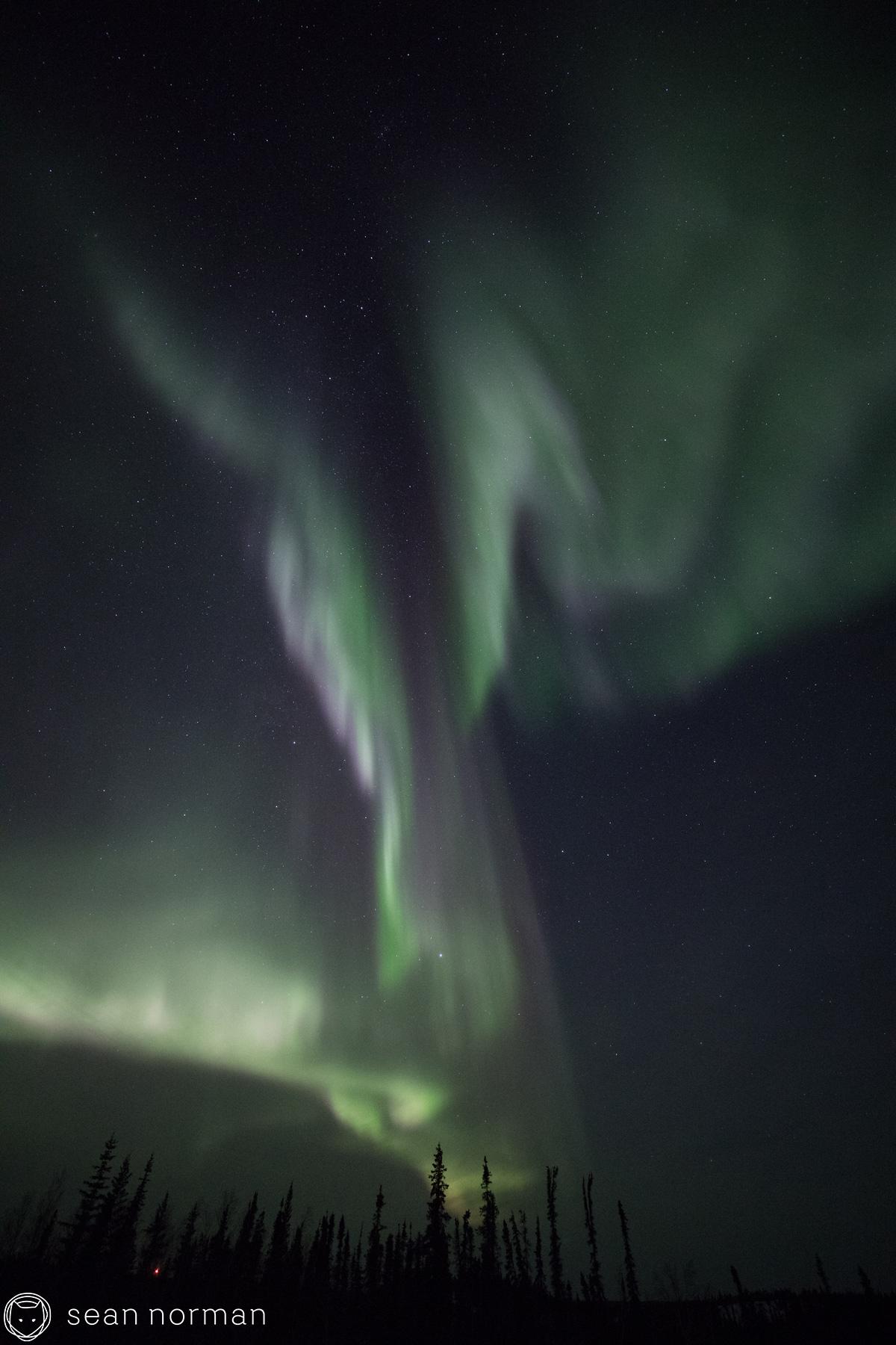 Yellowknife Northern Lights Photo Blog - November - Sean Norman Aurora Chaser - 4.jpg