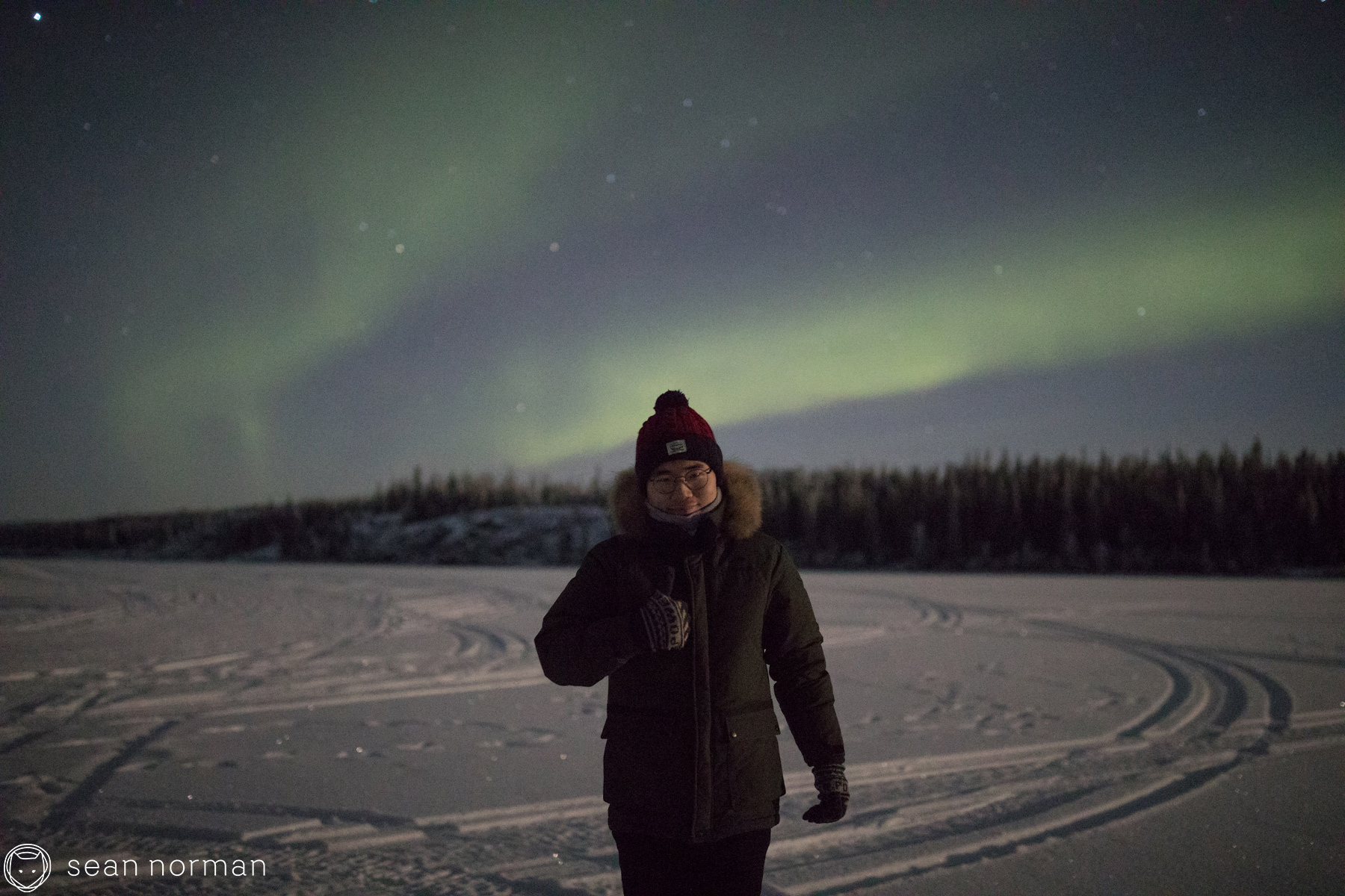 December Aurora Borealis Tour Yellowknife Canada - 1.jpg