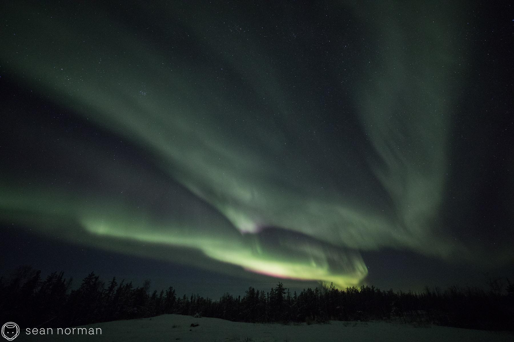 Yellowknife Northern Lights Photo Blog - Sean Norman Canada - 2.jpg
