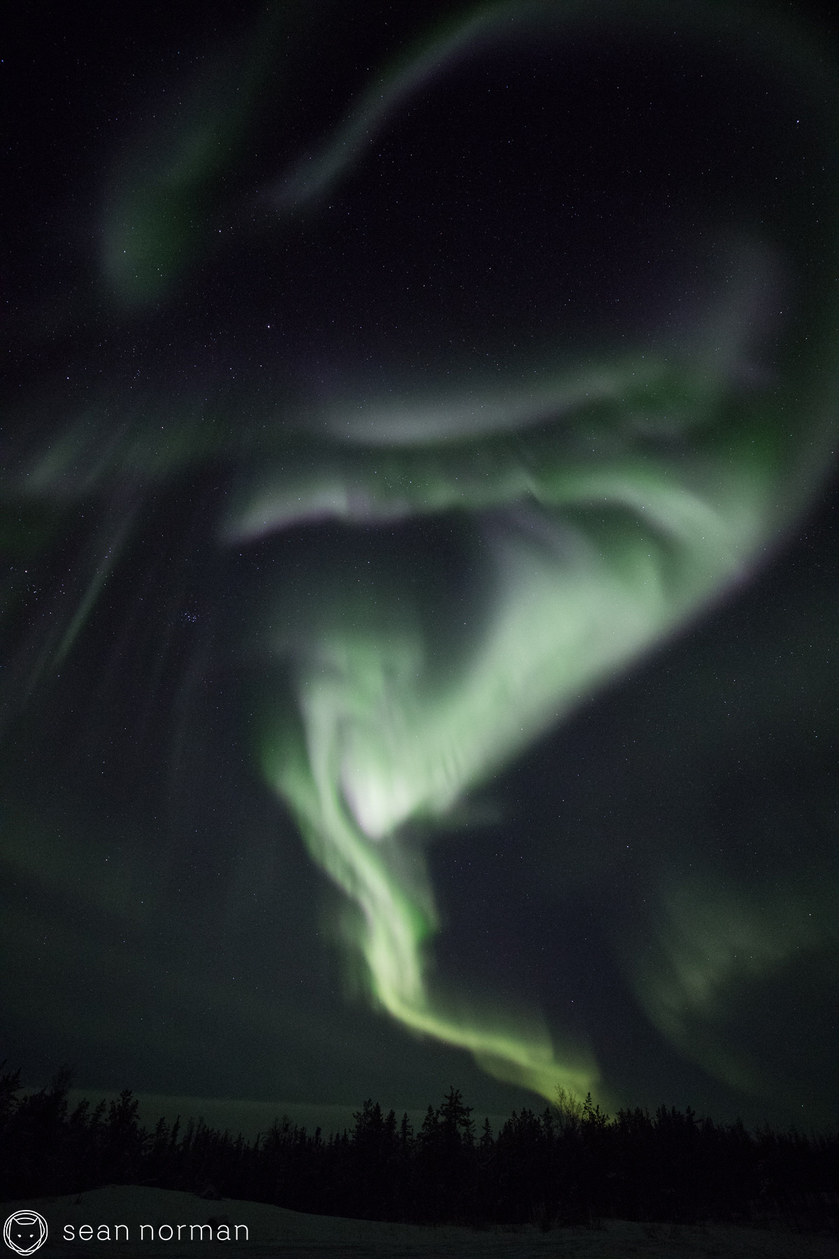 Yellowknife Northern Lights Photo Blog - Sean Norman Canada - 3.jpg