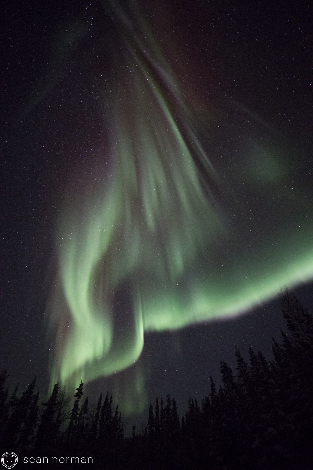 Yellowknife Canada Northern Lights - Aurora Chasing - 3.jpg