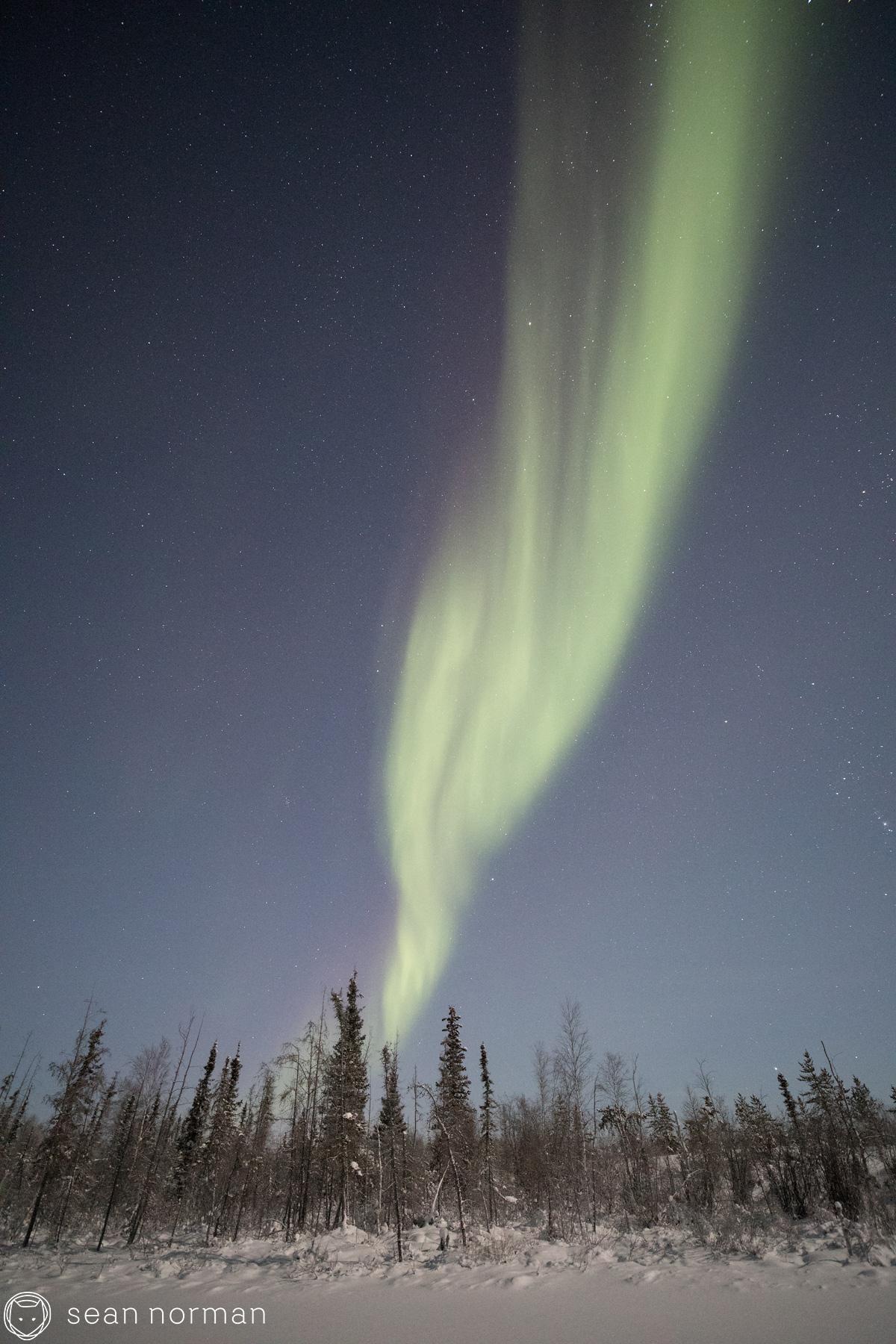 Yellowknife Canada Aurora Borealis - Northern Lights Photographer - 1.jpg