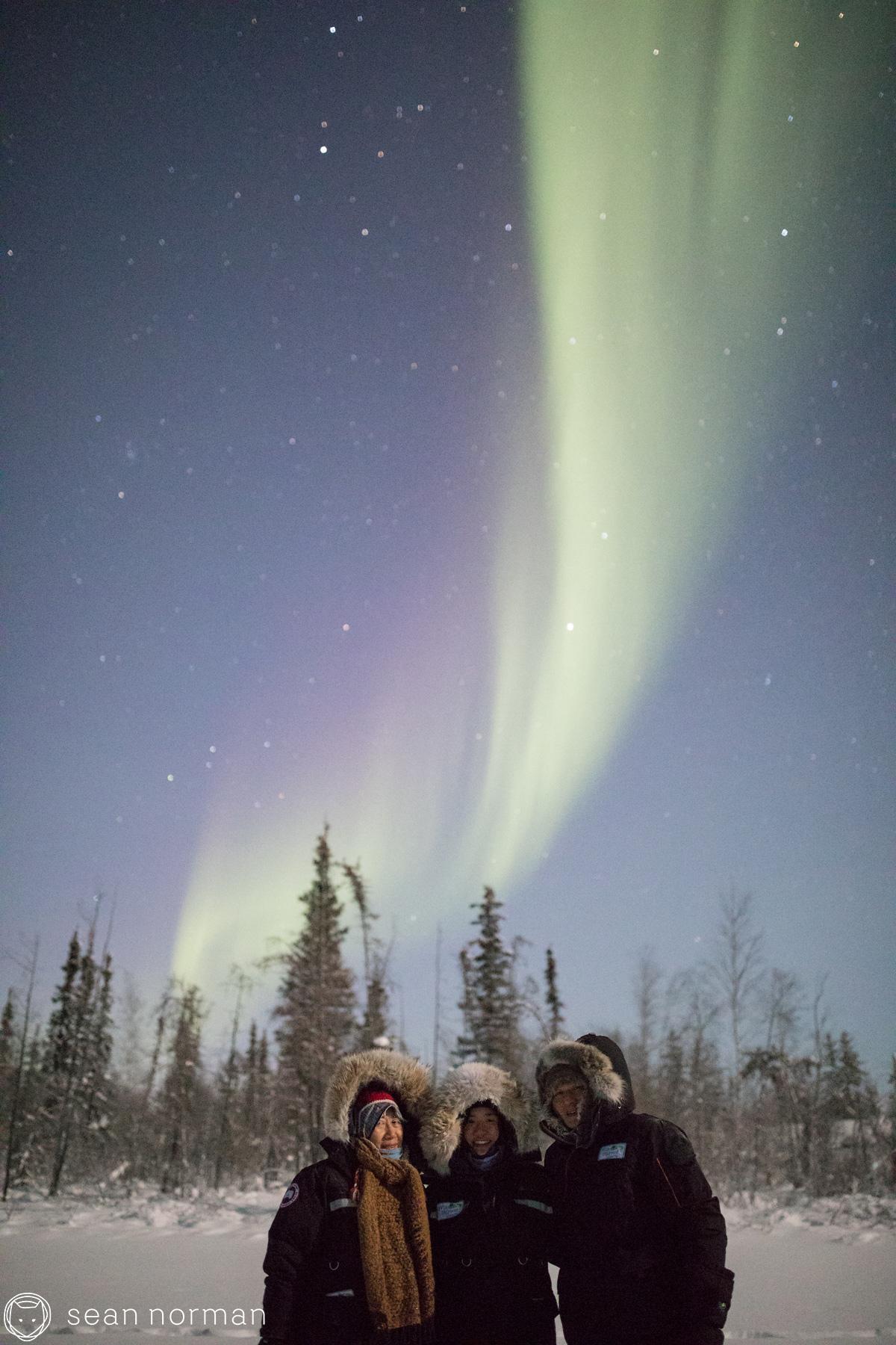 Yellowknife Canada Aurora Borealis - Northern Lights Photographer - 2.jpg