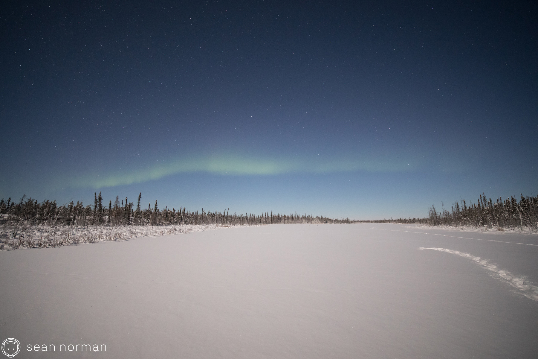 Yellowknife Northern Lights Photo Blog - Winter Aurora Chasing - 1.jpg