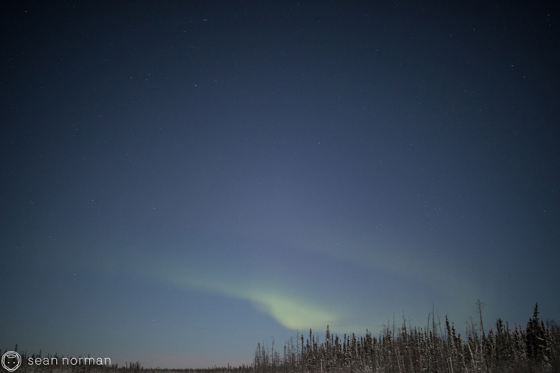 Yellowknife Northern Lights Photo Blog - Winter Aurora Chasing - 2.jpg