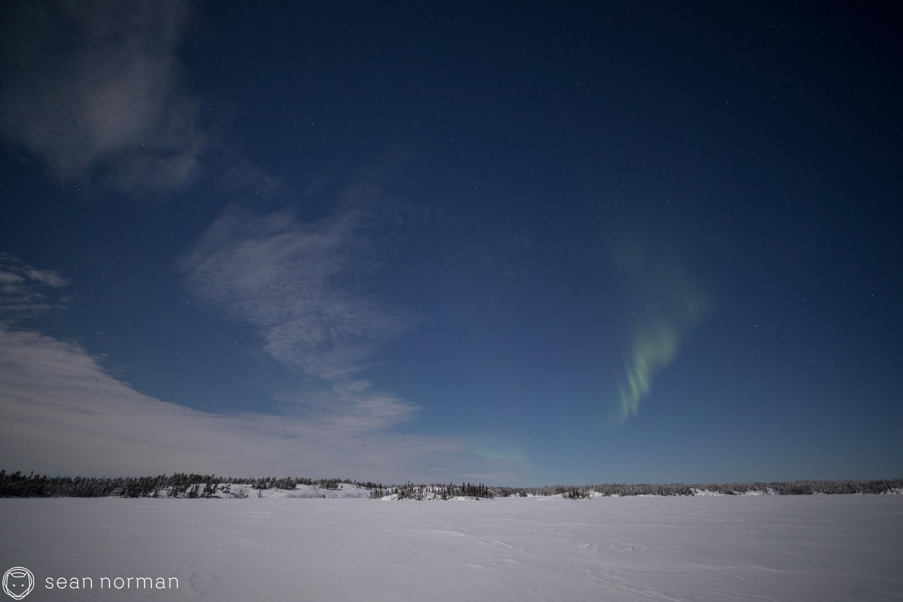 Yellowknife Northern Lights - Winter Aurora - 3.jpg