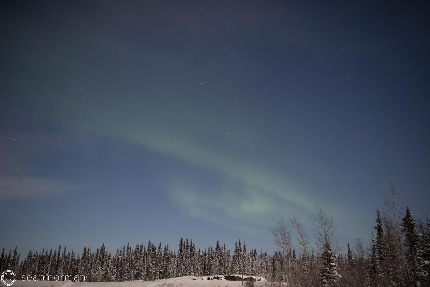 Yellowknife Northern Lights - Winter Aurora - 2.jpg