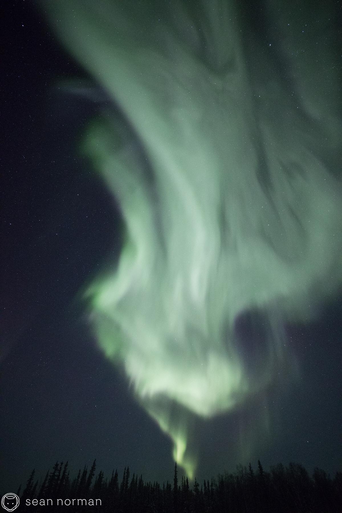 Yellowknife Northern Lights Viewing Blog - Sean Norman Aurora Chaser - 1.jpg
