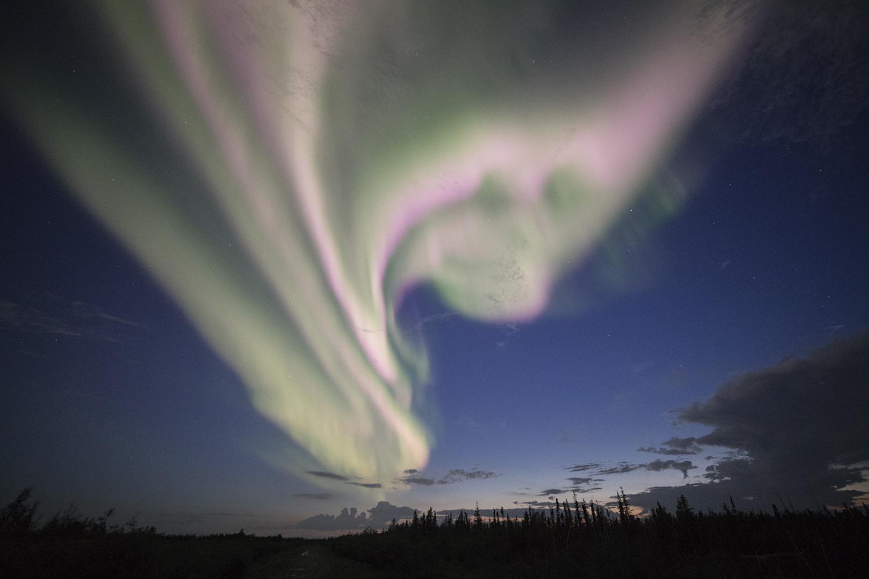 Best Northern Lights Photos of 2017 - 2018 Season - Yellowknife Canada - 1.jpg