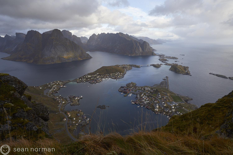 Sean Norman - Reine Lofoten Norway Aurora Chasing - 1.jpg