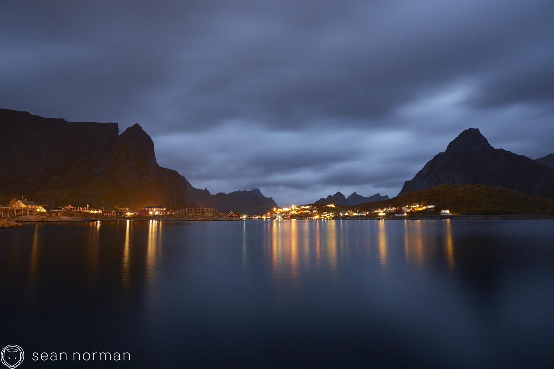 Sean Norman - Reine Lofoten Norway Aurora Chasing - 8.jpg