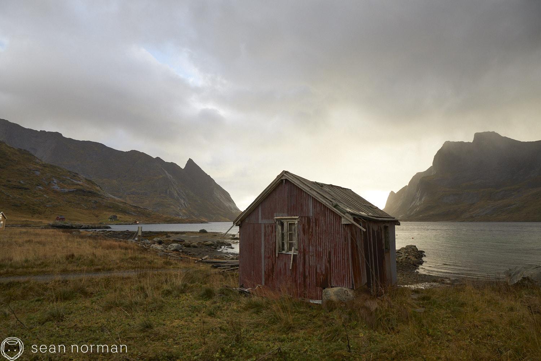 Sean Norman - Reine Lofoten Norway Aurora Chasing - 10.jpg