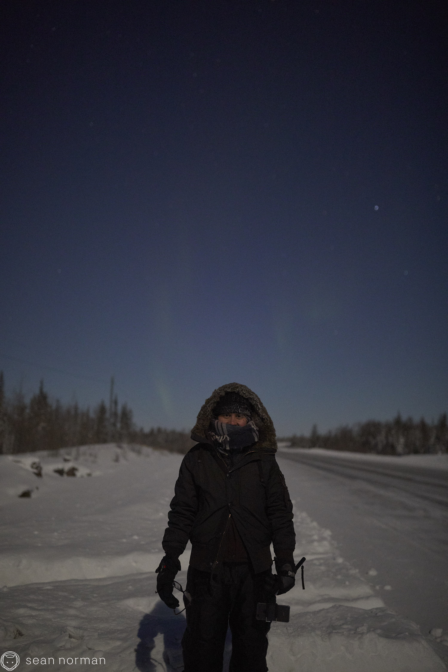 Yellowknife Aurora Tour - Northern Lights Canada - Sean Norman Guide -.jpg