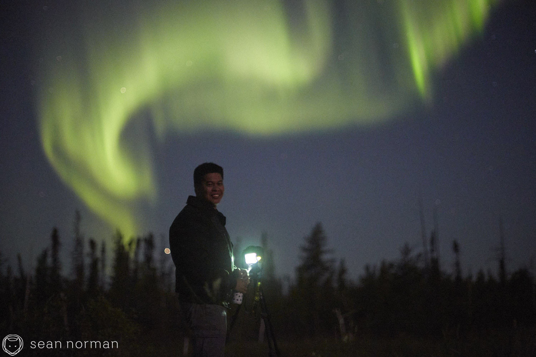 Yellowknife Aurora Guide - Northern Lights Summer Yellowknife -  24.jpg