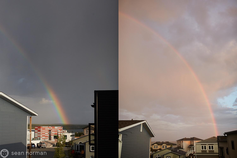 August Rainbows - Yellowknife Canada.jpg