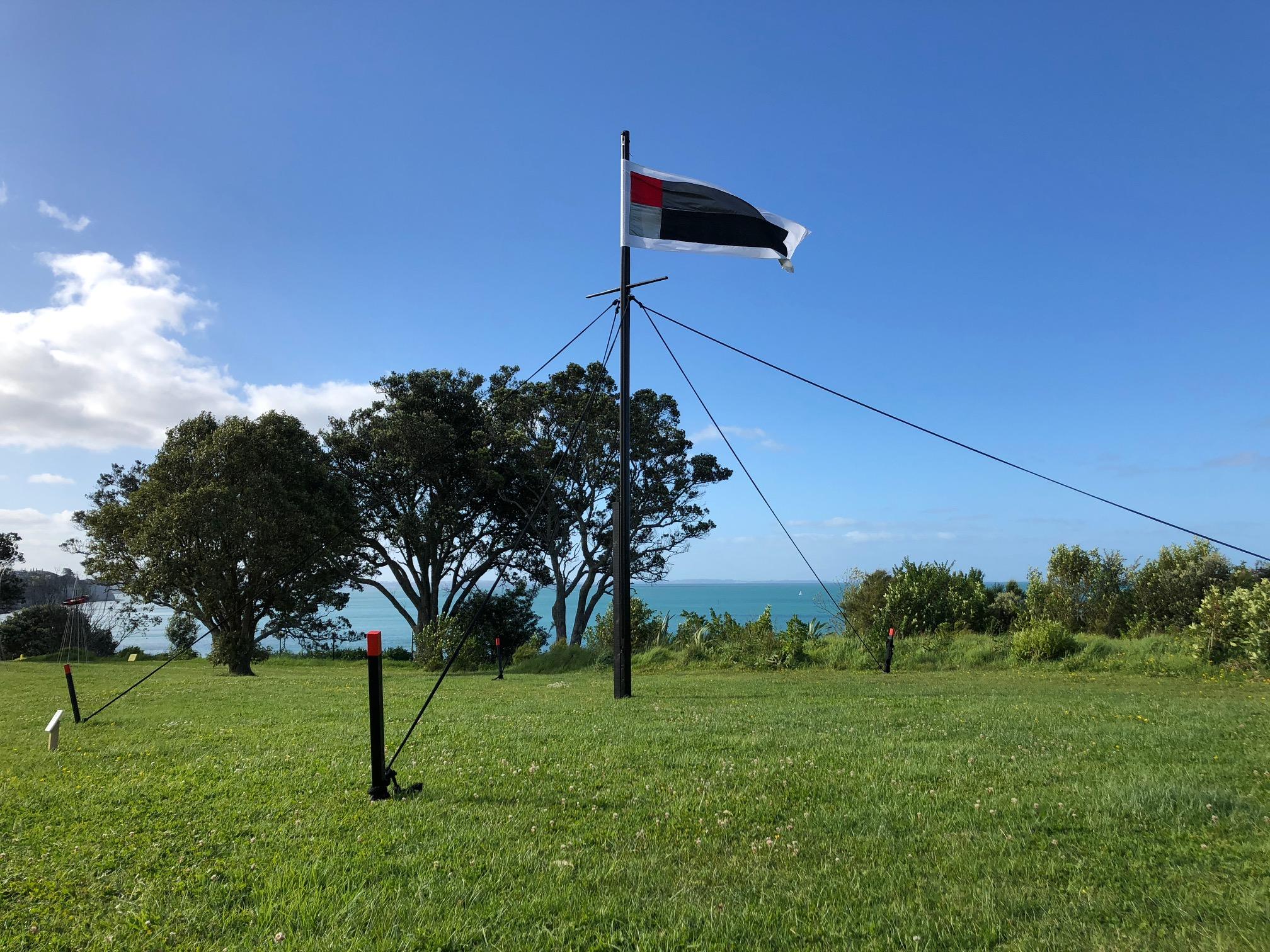 Flag for Fort Takapuna