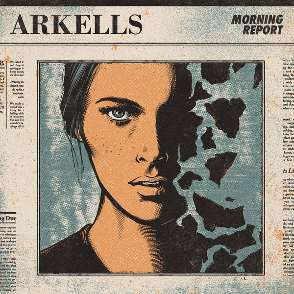 Arkells - Morning Report Deluxe Edition - 2017 (Assistant Engineer)