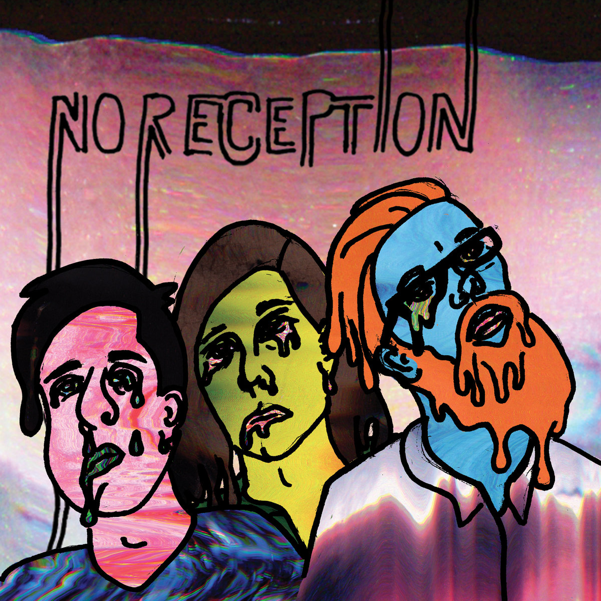 We Were Heads - No Reception - 2018 (Engineer)