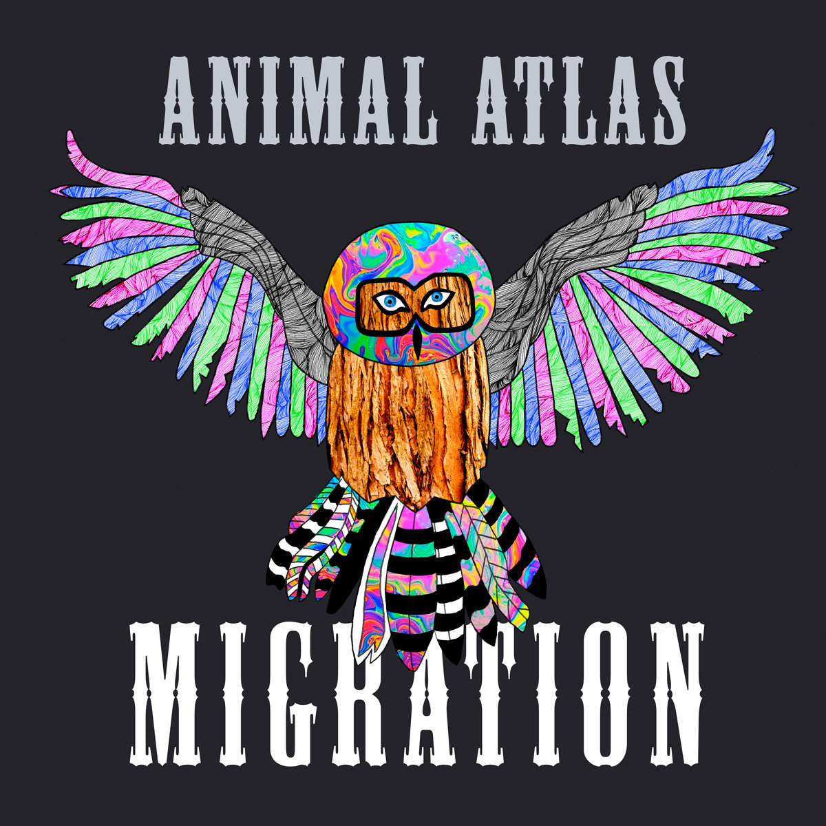 Animal Atlas - Migration - 2015 (Mixing)