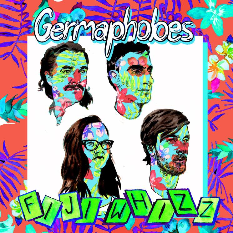 Germaphobes - Fiji Whizz - 2016 (Engineer / Mixing)