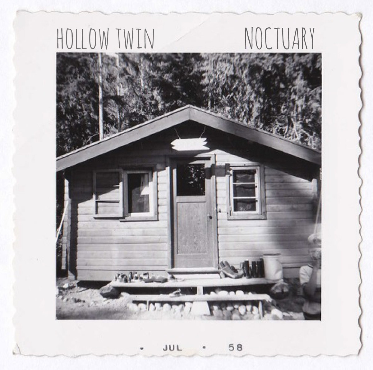 Hollow Twin - Noctuary - 2014 (Engineer)