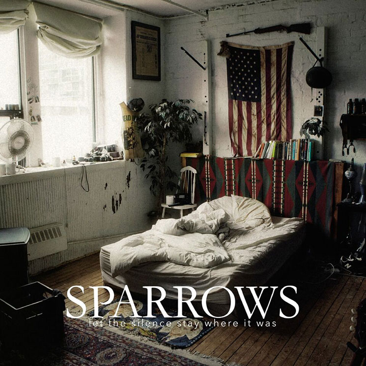 Sparrows - Let The Silence Stay Where It Was - 2016 (Assistant Engineer)