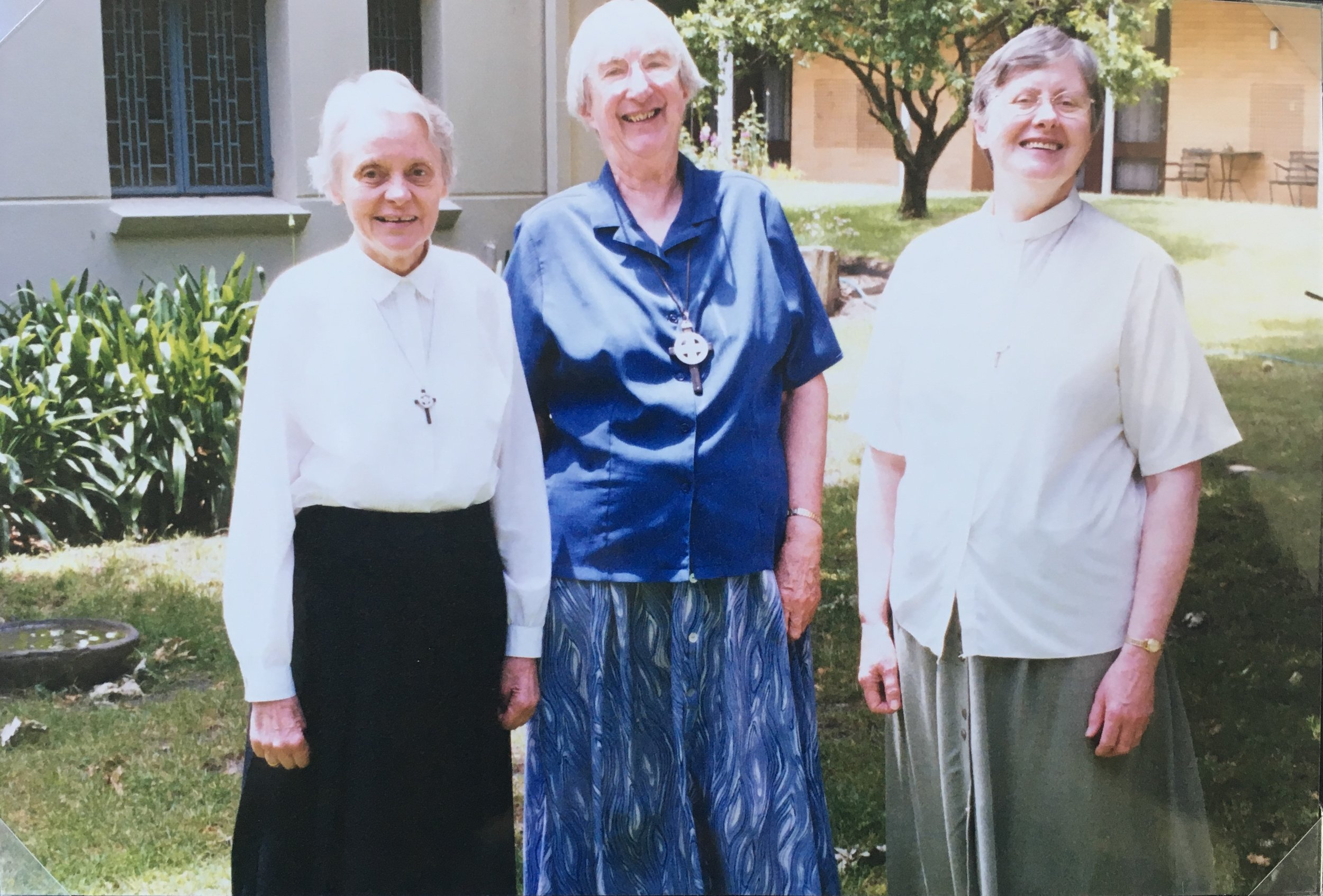 Three priests 2003