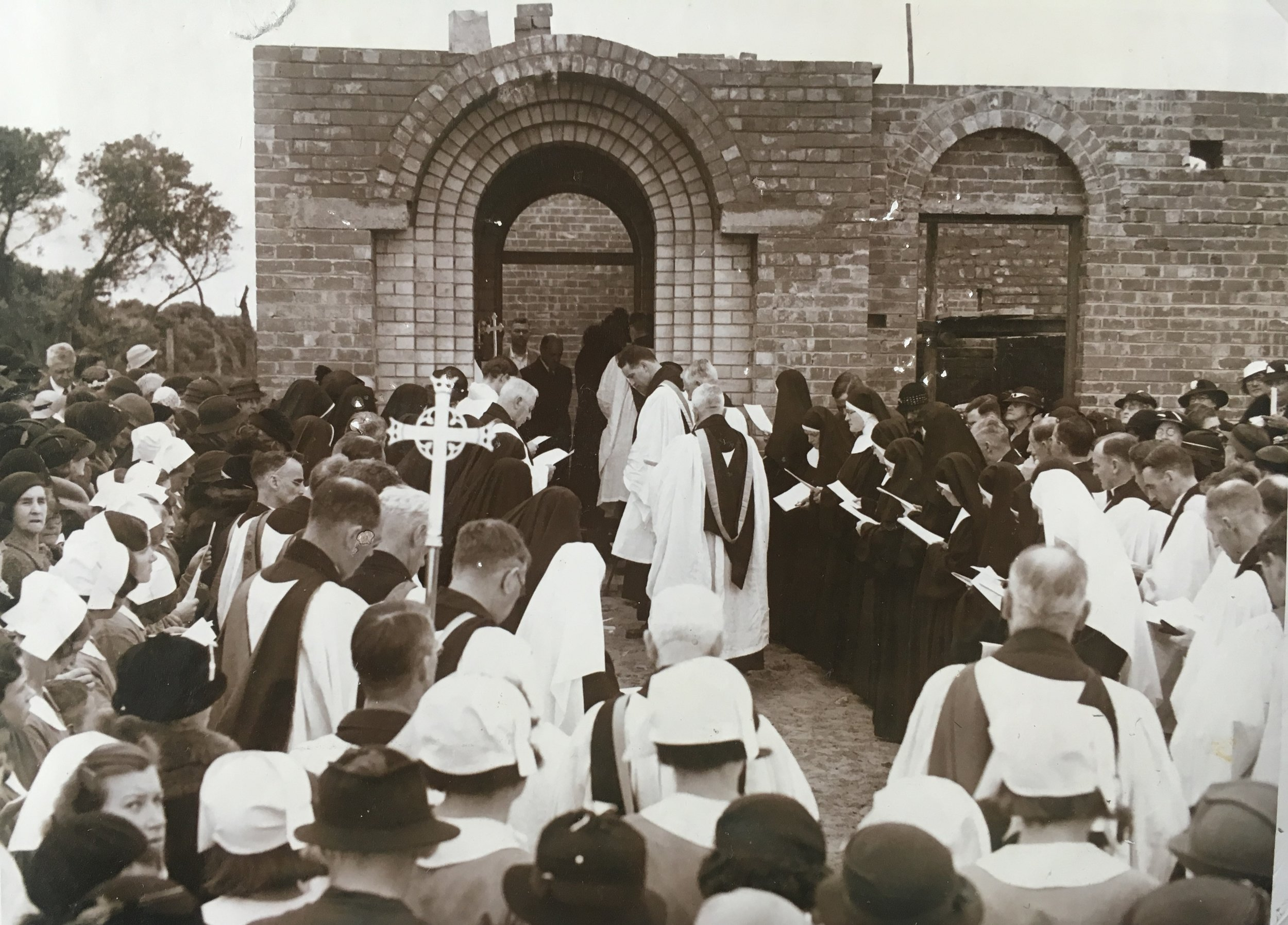 1935 entrance