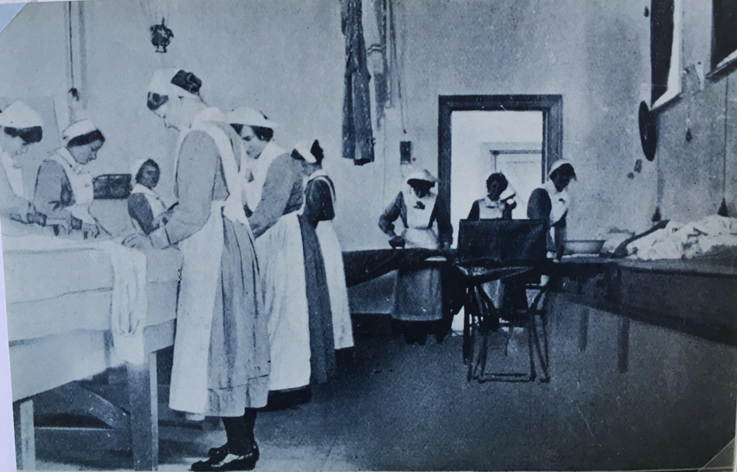 House of Mercy girls 1938