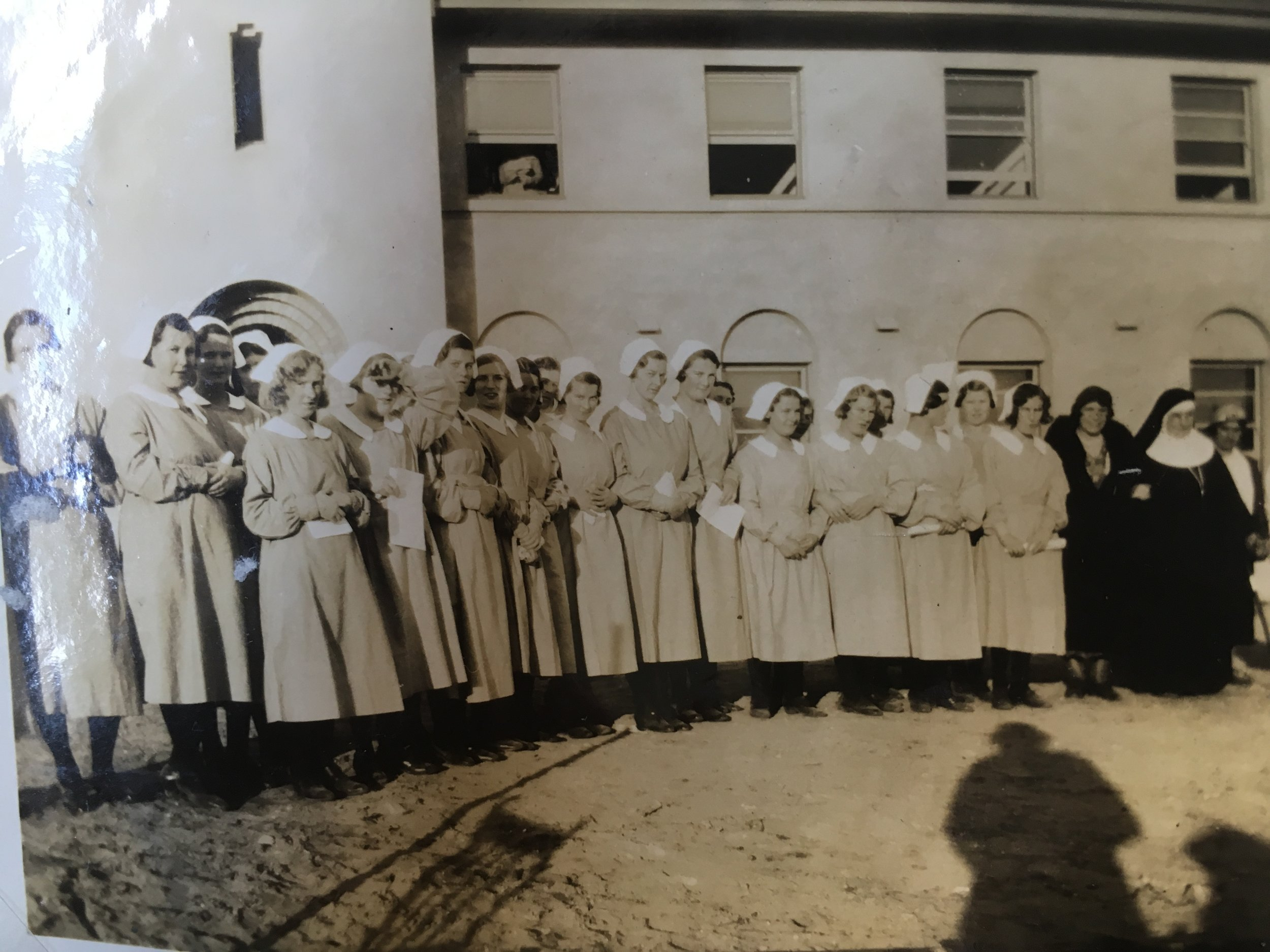 House of Mercy girls