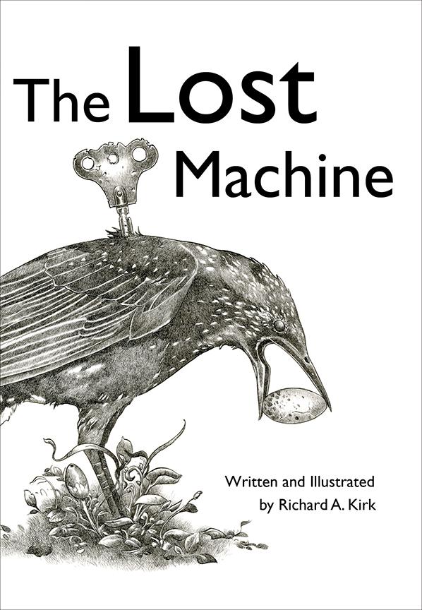 The Lost Machine, a novella