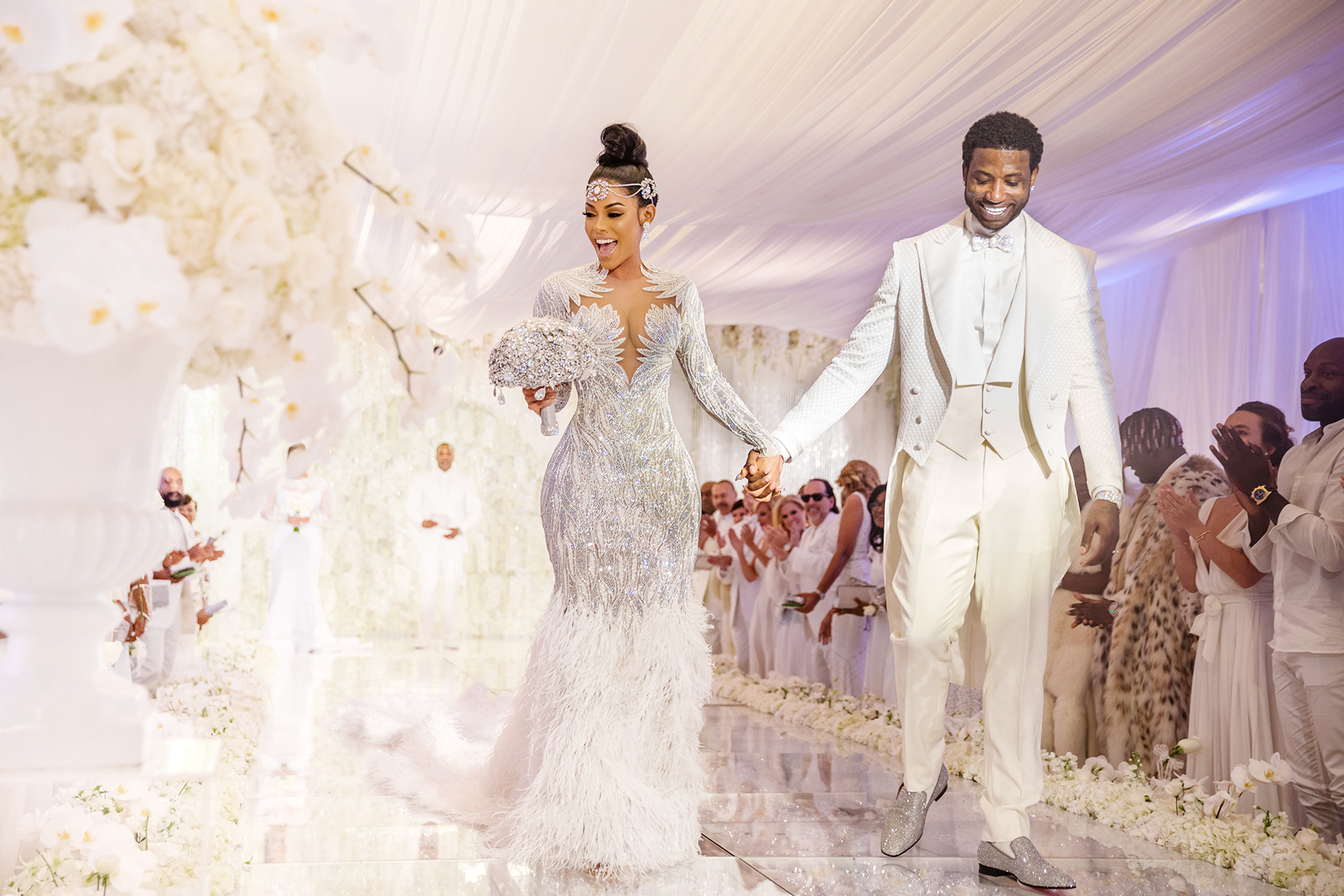 GUCCI MANE & KEYSHIA KA'OIR: THE MANE EVENT   THIS 10-PART WEDDING SPECIAL FOLLOWS THE TWISTS AND TURNS OF CELEBRITY HIP-HOP COUPLE KEYSHIA KA'OIR AND GUCCI MANE AS THEY PLAN FOR THE MOST NOTORIOUS CELEBRITY HIP-HOP WEDDING OF THE YEAR WHILE STRUGGLING TO BLEND THEIR FAMILIES.