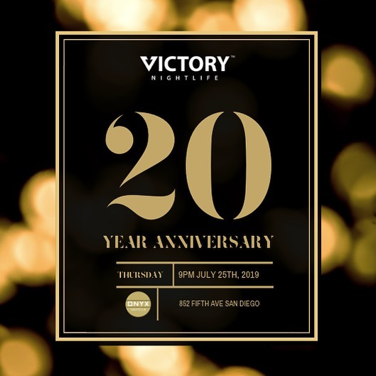 Some of you may not know, but before there was #hickiesanddryhumps, a few of us were resident DJs for Victory Nightlife at venues such as Excelsior, Decos, Onyx, and House of Blues to name a few. Tonight we're celebrating 20 Years of Victory at Onyx. We'd love to see everyone there! Hi @tk_nguyen @moezar858 @jdiggzmkz @hannie_k 😘