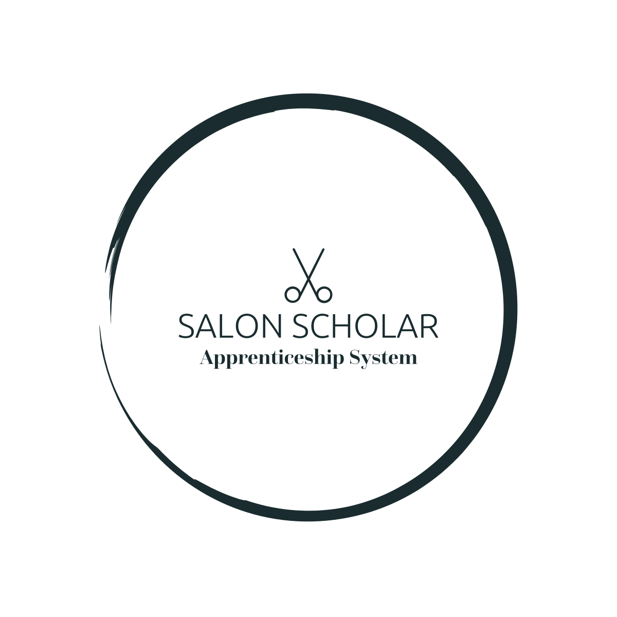 LET US TRAIN YOUR SALON NEW-HIRE  This is a 4-month, live instructor-led, apprenticeship system to prepare your new-hires for success!  Click the logo to get started!