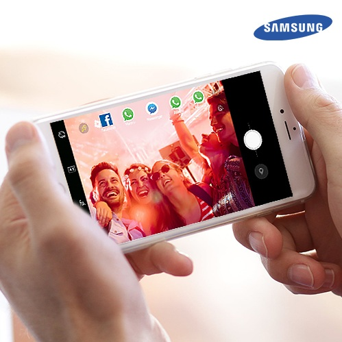 Samsung Social Camera