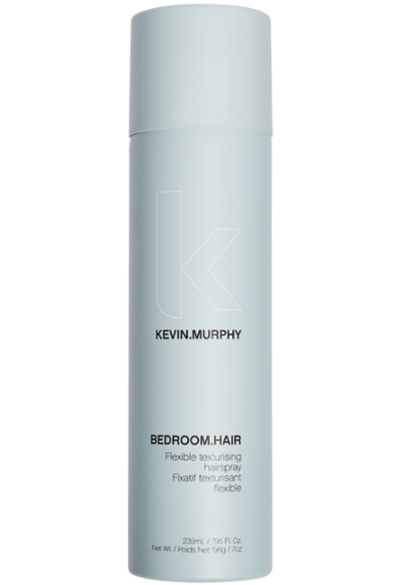 Kevin Murphy Bedroom.Hair - Add it to the list of texturizers I love. It's got a great flexible hold and doesn't leave the hair feeling dry or stiff. The perfect amount of tousled.Oh and again, the smell.... all the heart eyes. This is a product we carry in my salon, or find a salon near you.